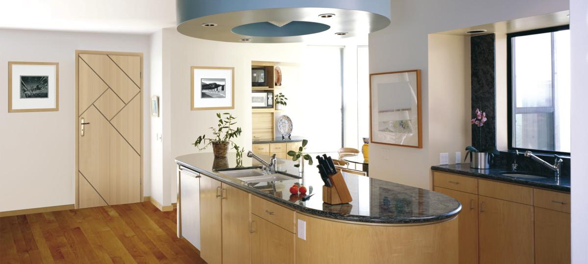 Beaux arts keyor for Joint de porte interieur maison