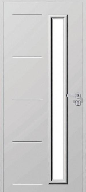 Porte M Tallique Blind E D 39 Entr E Ext Rieure Pavillon 31 2v