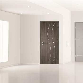 Nos designs de portes interieures en bois types design for Bloc porte interieur design