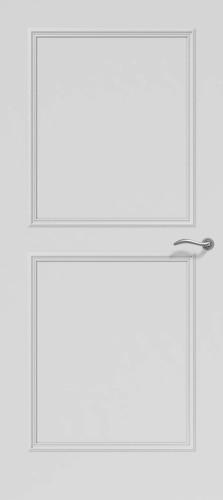 2 panneaux égaux